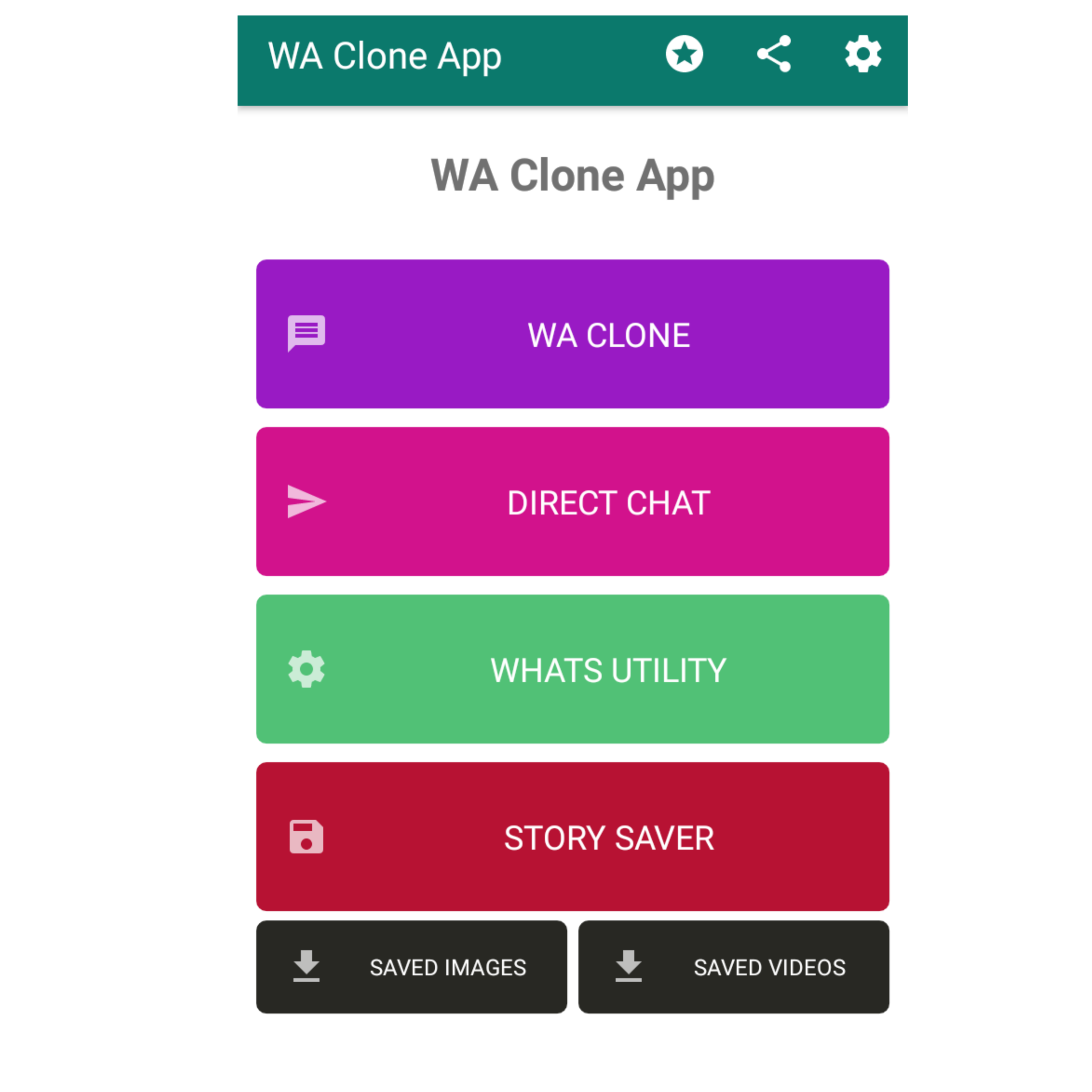 Whatsapp 4 Useful Features In 1 App