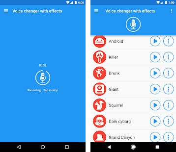 How To Change Voice Using Voice Changer With Effects App